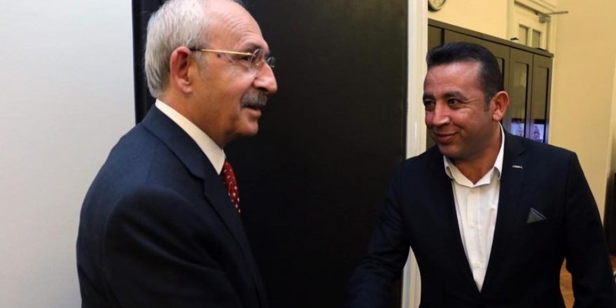 CHP'nin Ereğli adayı: Bülent Ecevit Tatlıdil