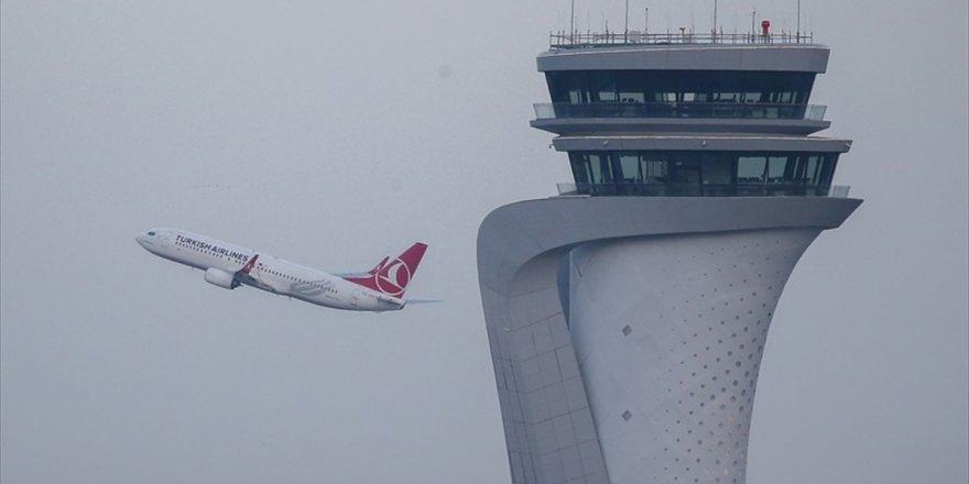 Türkiye 'Hava Trafiğinin Merkezi' Olacak