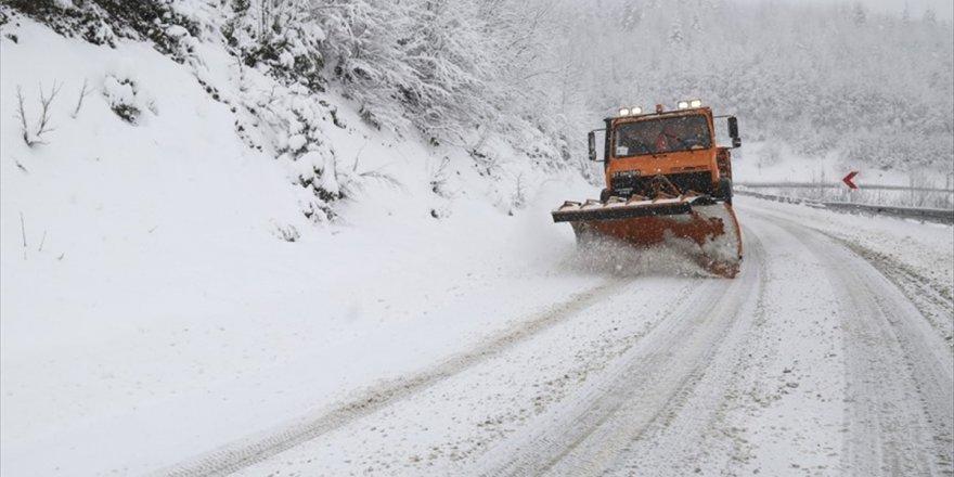 2 İl İçin Yoğun Kar Uyarısı