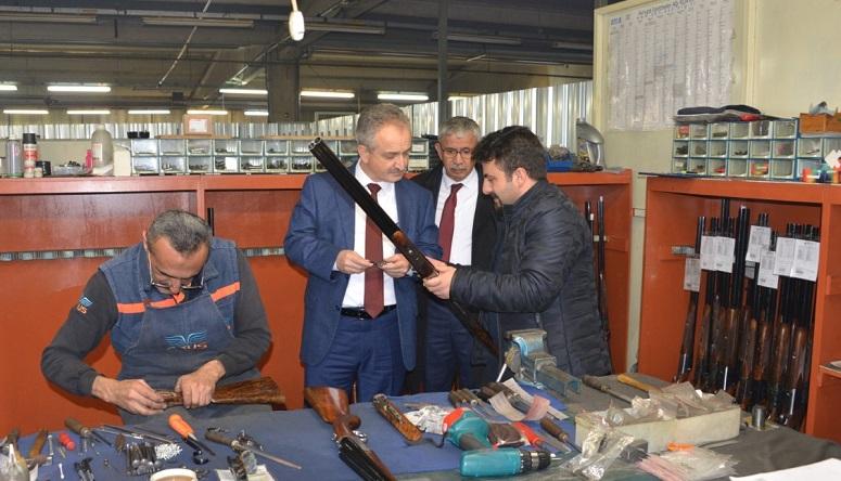 """Rektör Özçelik: """"Konya, savunma sanayi konusunda önemli bir altyapıya sahip"""""""