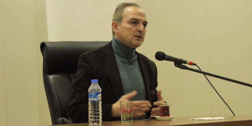 Prof. Dr. Zekeriya Mızırak, rektör yardımcısı oldu