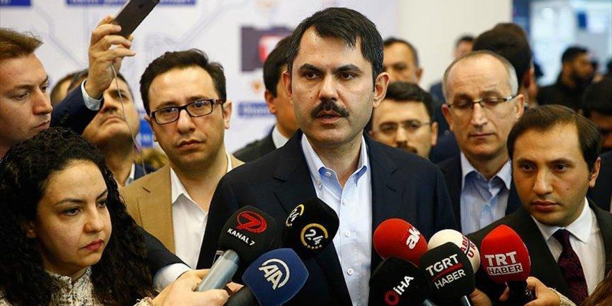 Bakan Kurum: Beklentimiz, Türkiye'nin İklim Sistemi Altında Hakkaniyetli Bir Konuma Sahip Olması