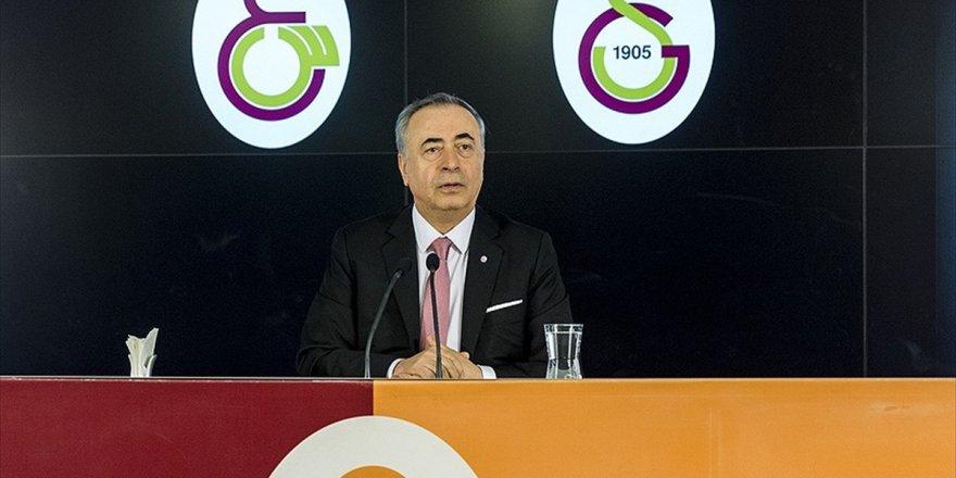 Galatasaray Kulübü Başkanı Cengiz: Ardı Arkası Kesilmeyen Cezalara Maruz Bırakıldık