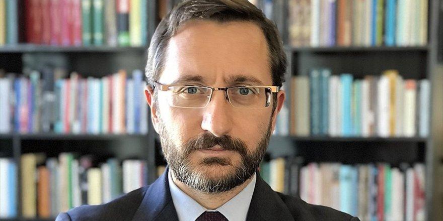Cumhurbaşkanlığı İletişim Başkanı Altun: Sınır Ötesine Hava Harekatı Terör Destekçilerine Mesajdır