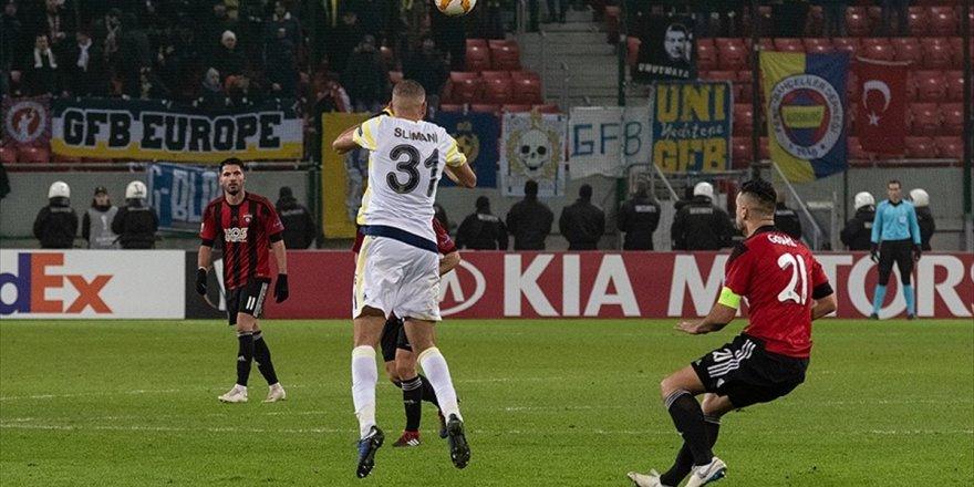 Fenerbahçe Grup Maçlarını Yenilgiyle Kapattı
