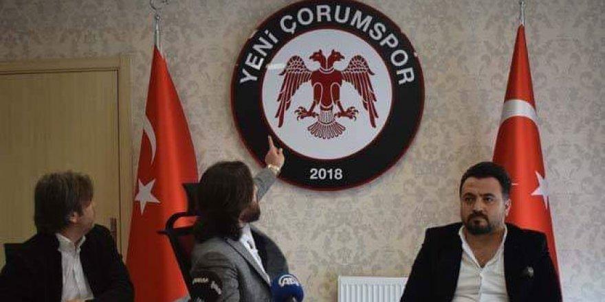 Çorumspor, Konyaspor'u model olarak belirledi