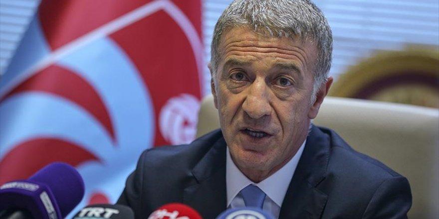 Trabzonspor Kulübü Başkanı Ağaoğlu: 2-0'dan 2-2 Bizi Mutlu Eden Bir Sonuç Değil