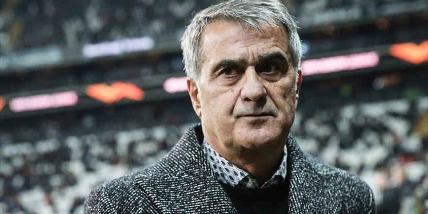 Beşiktaş Teknik Direktörü Şenol Güneş: Daha Erken Gol Bulsaydık Üçüncü Golü Atabilirdik
