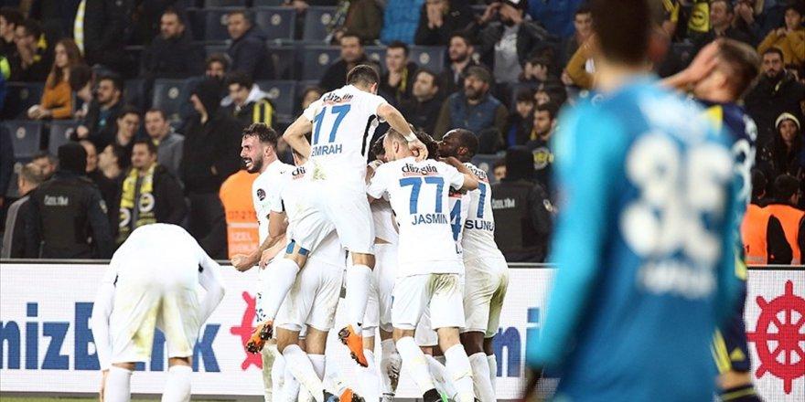 Türkiye Kariyerindeki İlk Golünü Fenerbahçe'ye Attı