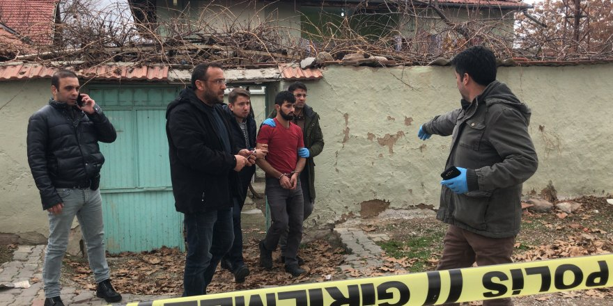 Konya'da Suriyeli Şahıs Tartıştığı Karısını Tüfekle Öldürdü