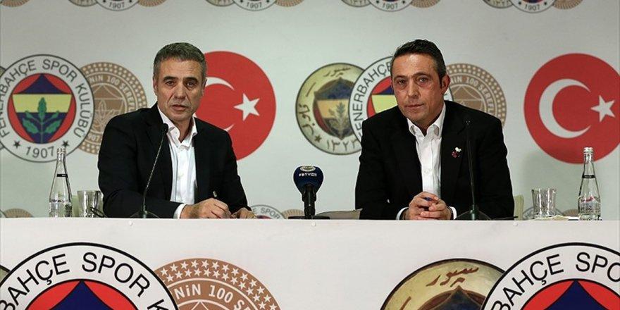 Fenerbahçe'de Ersun Yanal Törenle İmzayı Attı