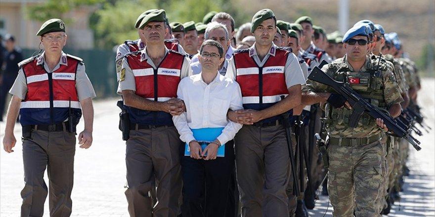 Darbeci Batmaz'dan Jandarma Komutanına Duruşmada Tehdit