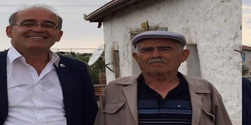 Başkan Nurişen Koçak'ın acı günü