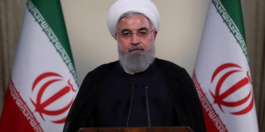 İran Cumhurbaşkanı Ruhani: Türkiye İle Tarihi Kültürel Ve Dini Birçok Ortak Noktamız Var
