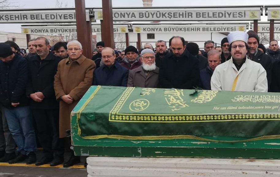 Dr. Metin Şener toprağa verildi