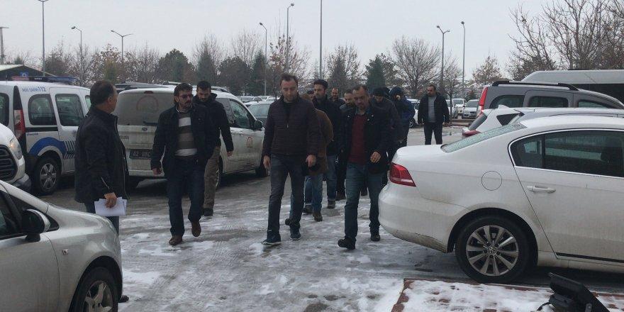 """Konya'da FETÖ'ye yönelik """"Ankesörlü Telefon"""" Operasyonunda 10 tutuklama"""