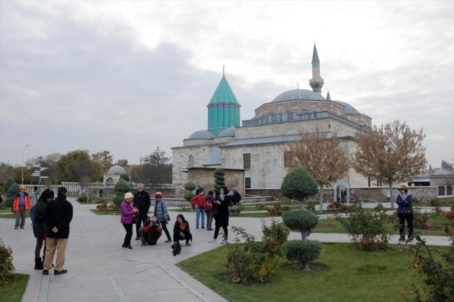 Mevlana Müzesi'nin ziyaretçi profili belli oldu: Çinliler ilk sırada