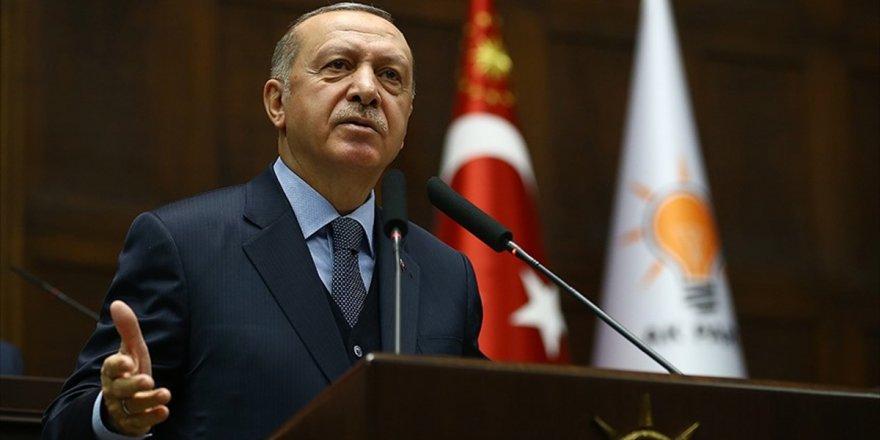 """Cumhurbaşkanı Erdoğan: """"Güvenli bölge Türkiye'ye karşı değil, teröristlere karşı"""""""