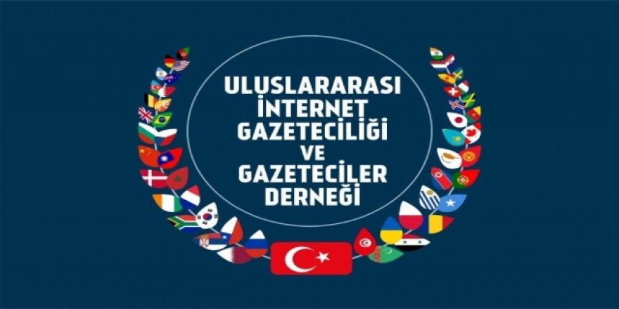 UİGAD Konya gazetecilerin gününü kutladı