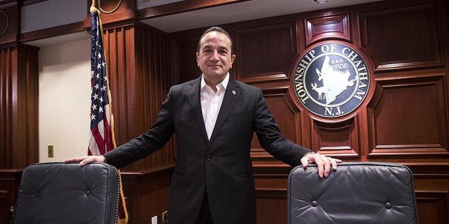 Abd'nin İlk Türk Belediye Başkanı, Ülkedeki Türklere İlham Kaynağı Olmak İstiyor