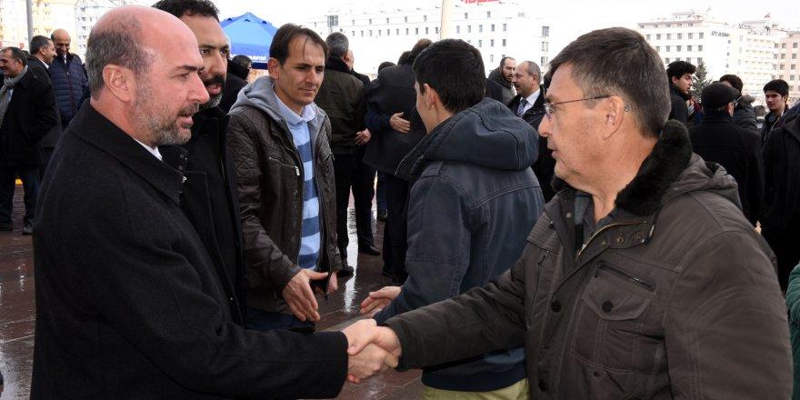 Pekyatırmacı: Selçuklu, gençlik hizmetleriyle Türkiye'ye örnek oluyor