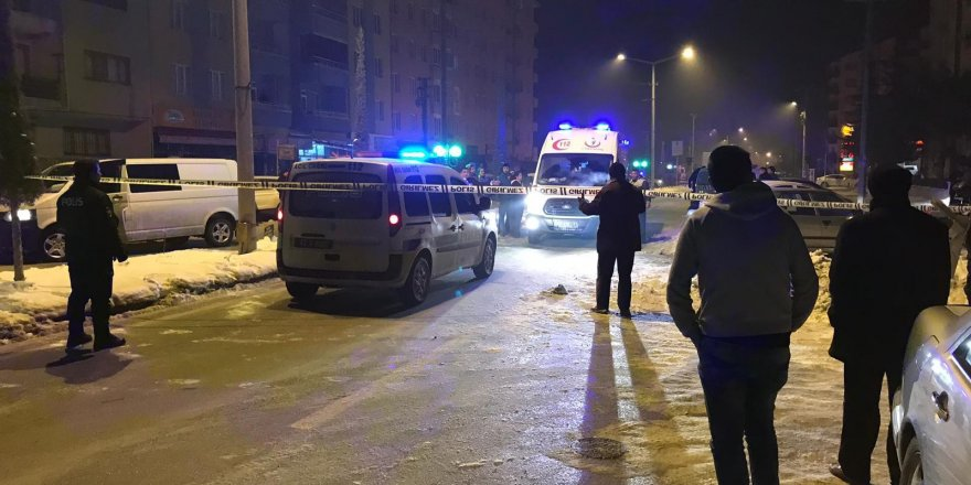 Öz kardeşini sokak ortasında pompalı tüfekle yaraladı