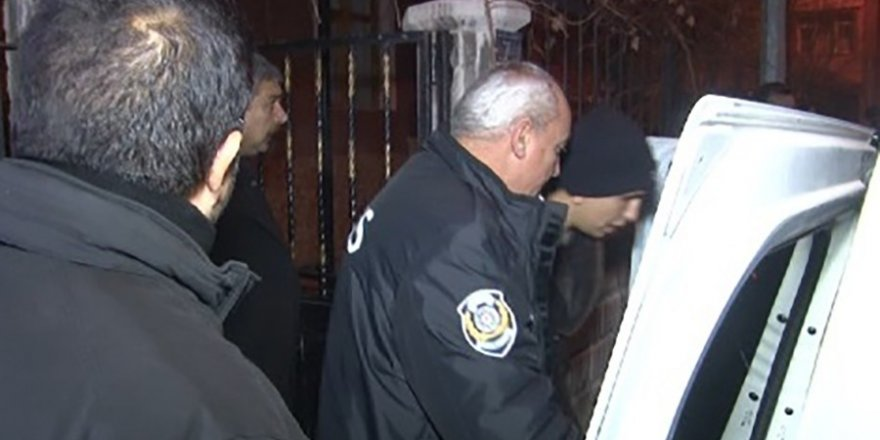 Konya'da Bebeğini Rehin Alan Kişi Tutuklandı