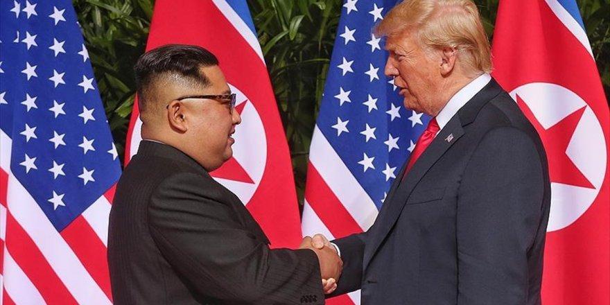 Trump İle Kim Jong-un Arasındaki İkinci Zirve Şubatta Yapılacak