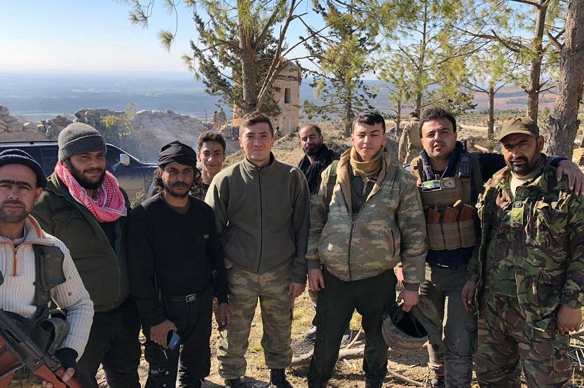"""Zeytin Dalı Harekâtı'nın üzerinden 1 yıl geçti: """"O SES HÂLÂ KULAĞIMDA"""""""