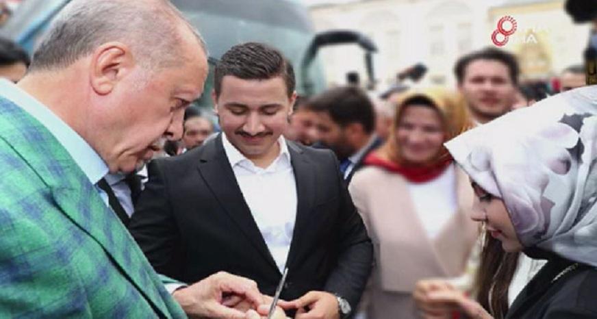 Cumhurbaşkanı Erdoğan'dan 15 Temmuz Gazisi'ne büyük jest