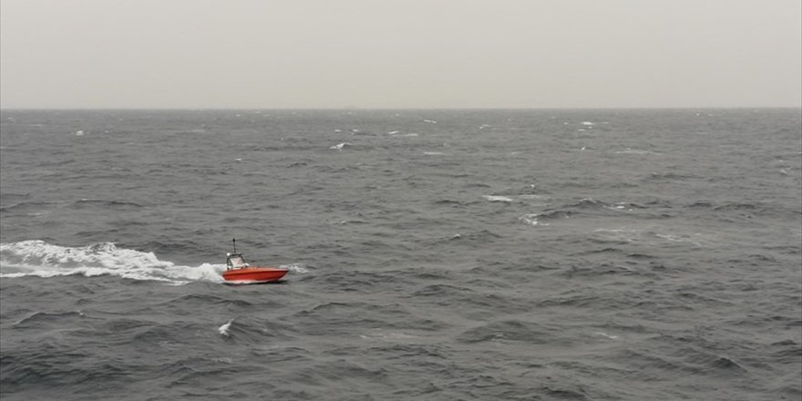 Aselsan Albatros İle Dalgaları Aştı