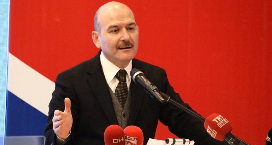 Bakan Soylu, sınır güvenliği için görevli asker ve polislerin oy tartışmalarına son noktayı koydu