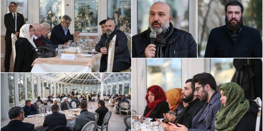 Bilun Alpan Sultan İçin İstanbul'da Taziye Programı Düzenlendi