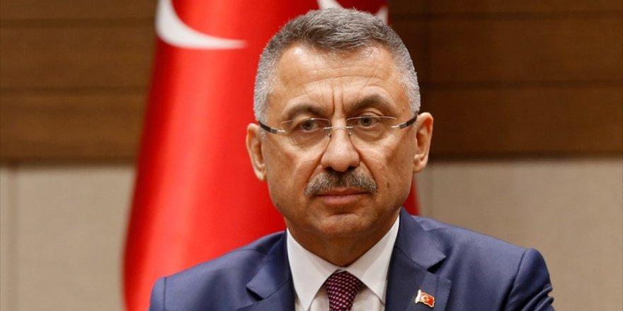 Cumhurbaşkanı Yardımcısı Oktay: Cumhurbaşkanlığı Hükümet Sistemi Türkiye'de Yeni Bir Kırılma Noktası