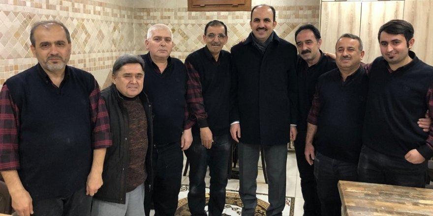 """Başkan Altay: """"İstişarelerimiz hizmet planlamamıza yön veriyor"""""""