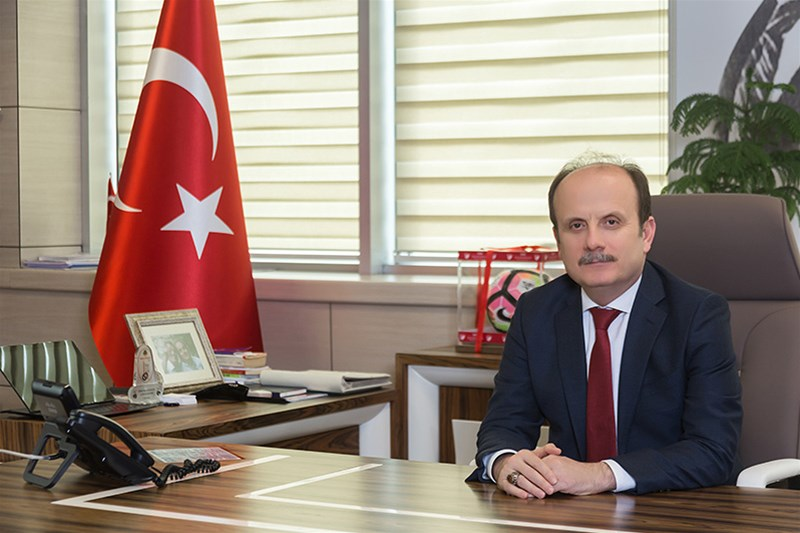 Mehmet Baykan'a yeni görev
