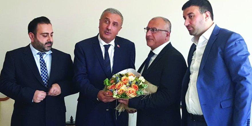 Mehmet Fatih Önügören Ticaret Bakanlığı müşaviri oldu