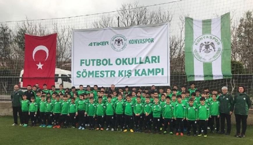 Atiker Konyaspor'da kış kampı heyecanı