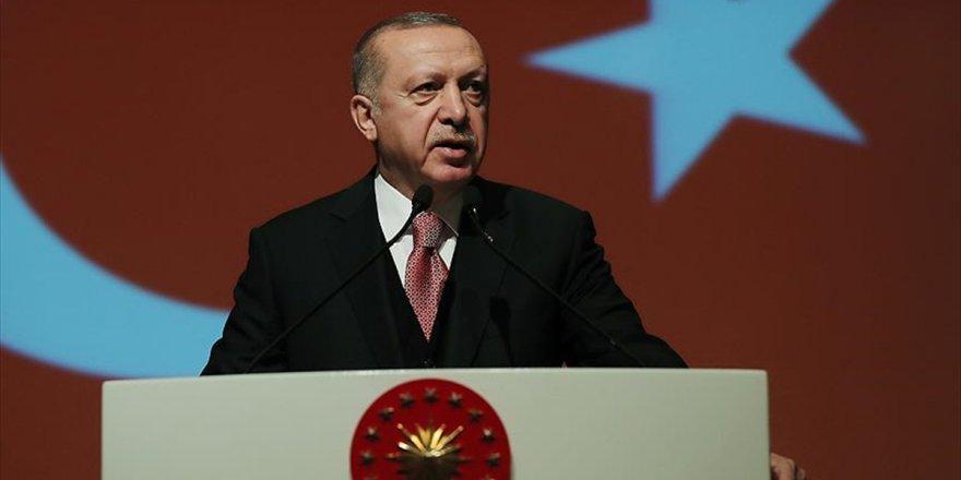 Cumhurbaşkanı Erdoğan: Nerede Bir Darbe Girişimi Varsa Hepsinin Karşısındayız