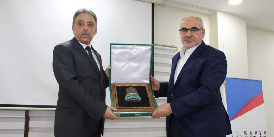 """""""Konya Neredeyse Ülkemizin Lokomotifi Haline Gelmiş"""""""