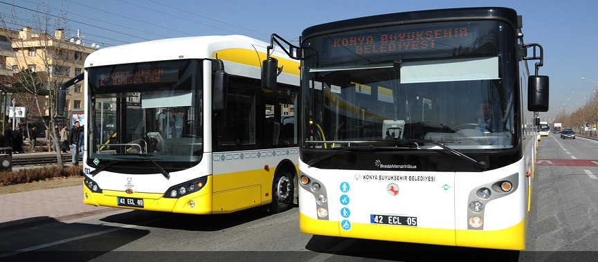 Otobüs Hatlarına Bir Yenisi Daha Eklendi