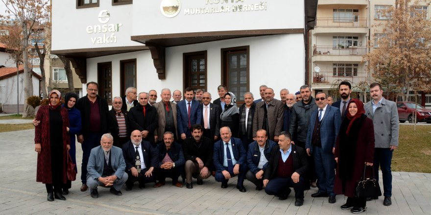 AK Parti Adayı Kılca, STK Temsilcileriyle Buluştu