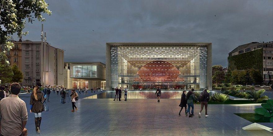 Kültür Ve Sanatın Nabzı Akm'de Atacak