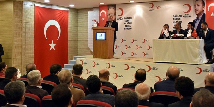 Türk Kızılayı Genel Başkanı Kınık: Geçen Yıl 23 Milyon İnsana Yardım Ulaştırdık