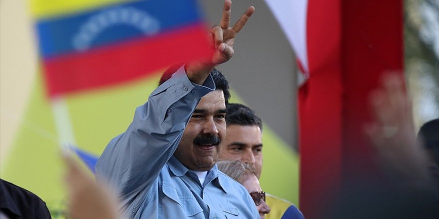 Venezuela'da Askeri Müdahale Tehditleri Arasında Tatbikat