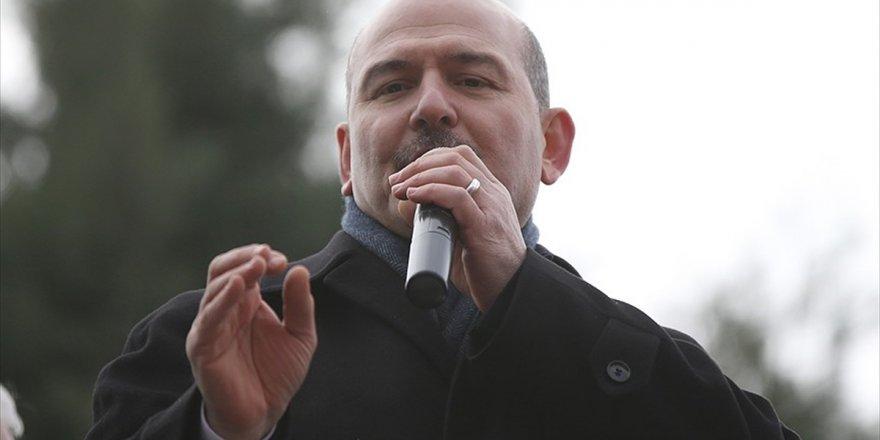 İçişleri Bakanı Soylu: Türkiye'ye Tuzak Kurmaya Çalışanları Yakaladık