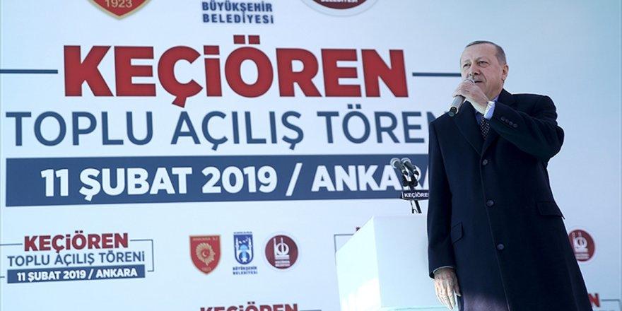 Cumhurbaşkanı Erdoğan: Tanzim Satış Noktalarıyla Fiyatlar Yarı Yarıya İndi
