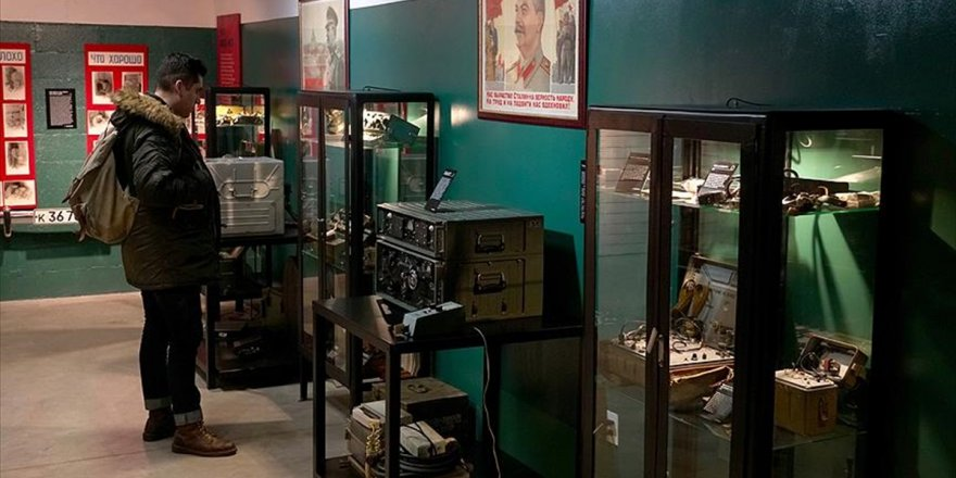 New York'taki Kgb Casus Müzesi Sovyet Gizli Servisine Işık Tutuyor