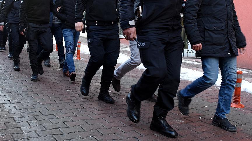 76 ilde FETÖ soruşturması: 1112 gözaltı kararı