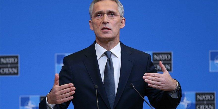 Nato Genel Sekreteri Stoltenberg: Türkiye Ve Abd İş Birliğini Memnuniyetle Karşılıyorum